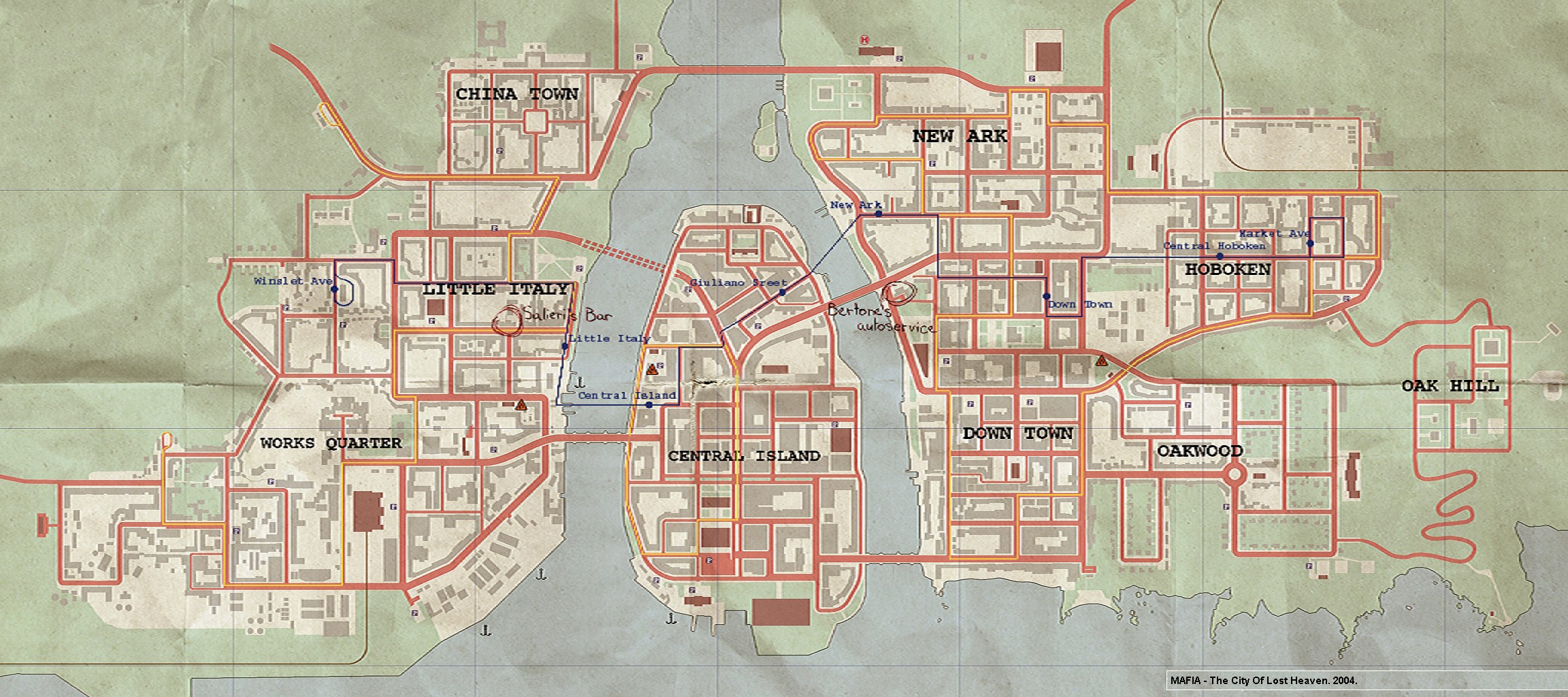 Чит Коды Mafia The City Of Lost Heaven